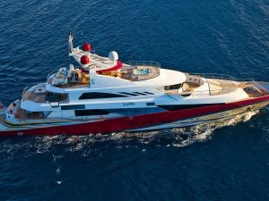 Luxury Yachts charter rent yachtco